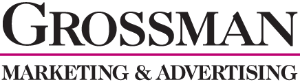 Grossman Marketing & Advertising Retina Logo