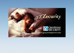 Greystone Security Billboard