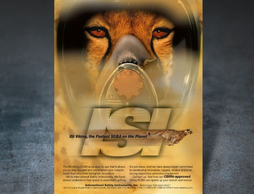 ISI Viking Cheetah Ad
