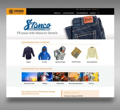 Stanco Website